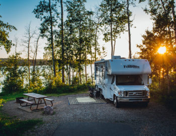 Discover Camping Changes